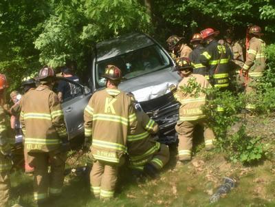 route 54 crash