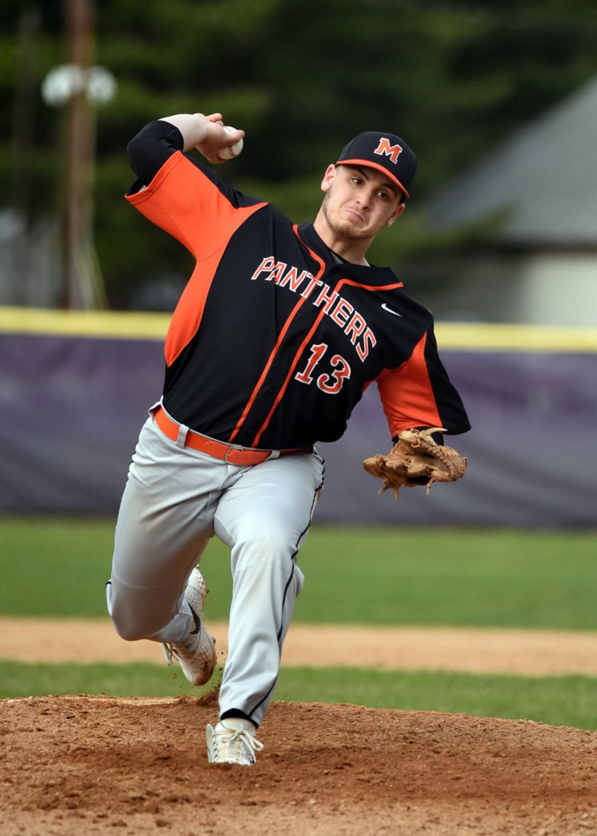H.S. Roundup: Milton versus Shamokin baseball