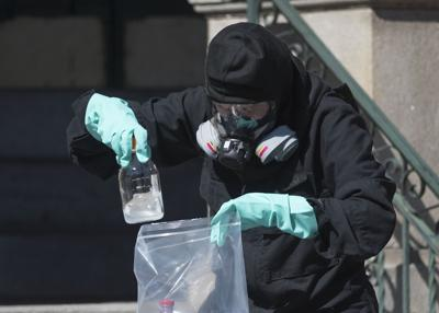 Meth lab located in Shamokin apartment building