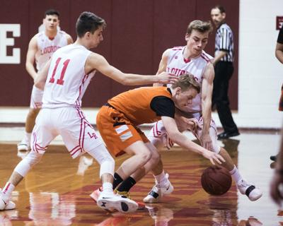 H.S. Boys Basketball: OLOL versus Weatherly