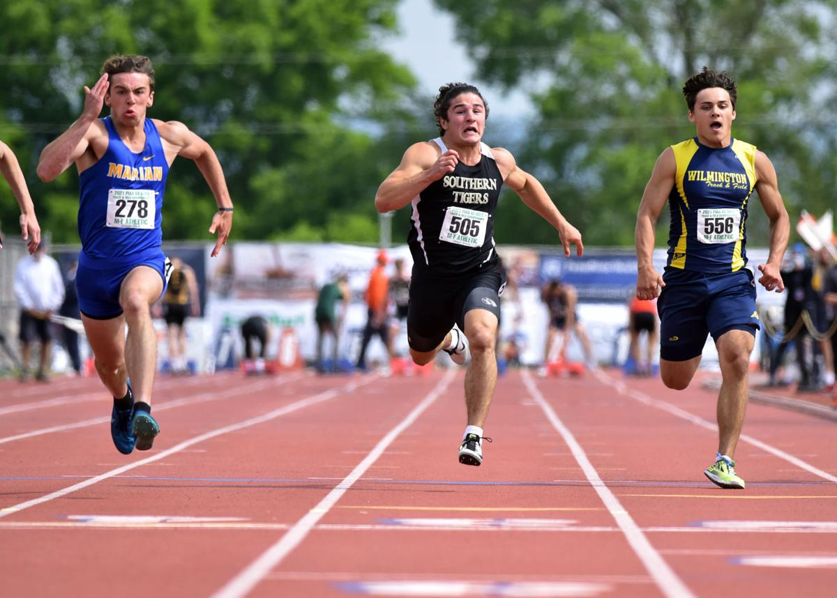State Track, Southern