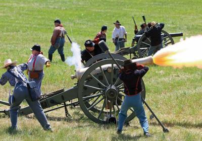 The 156th annual Gettysburg Civil War Battle Reenactment to