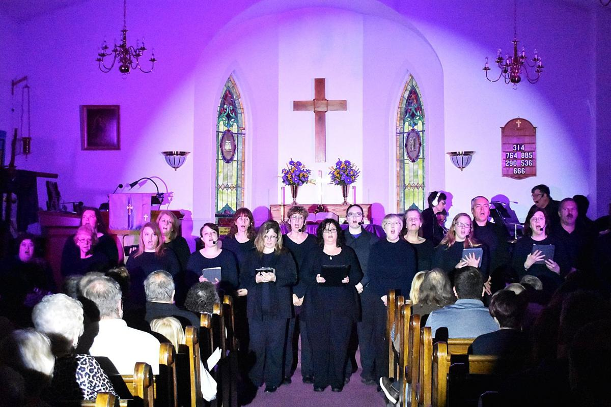 """LYSPA chorus performs at opening of """"Born for This"""""""
