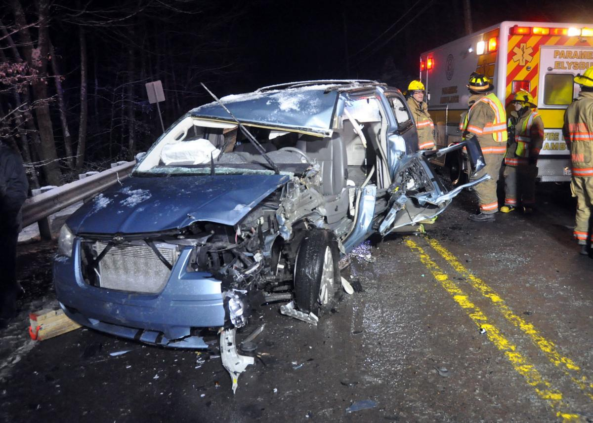 Victim of January vehicle accident sues estate of driver at fault