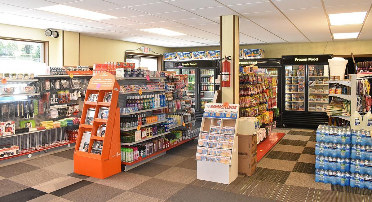 Trevorton Bargain Outlet inside