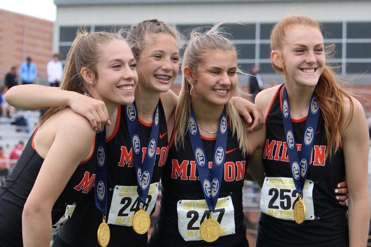 Milton, Lewisburg girls shine at states