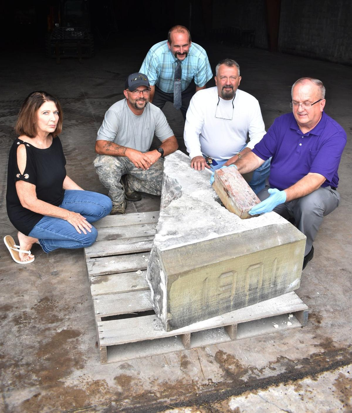 TIME CAPSULE CONTENTS REVEALED