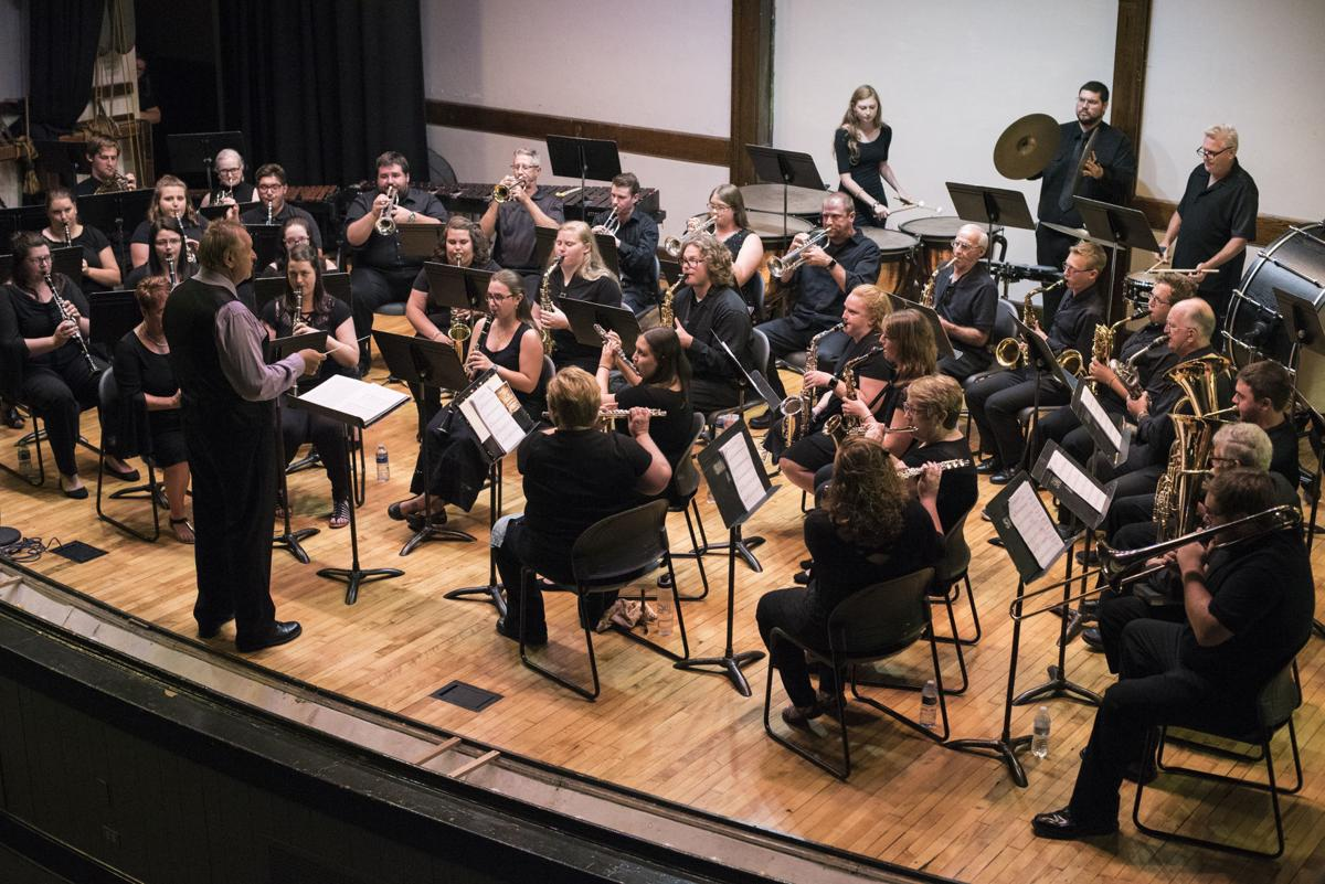 Anthracite Symphonic Band holds inaugural concert