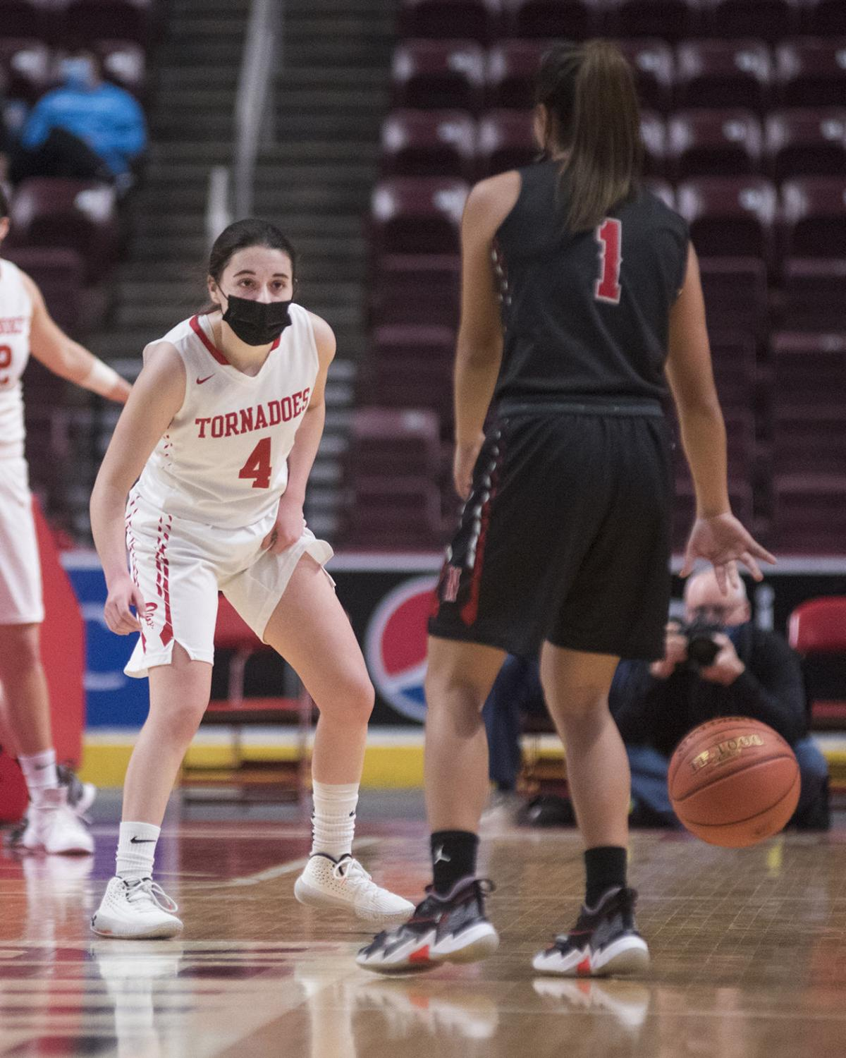 Mount Carmel Area girls basketball team earns first state title in program history