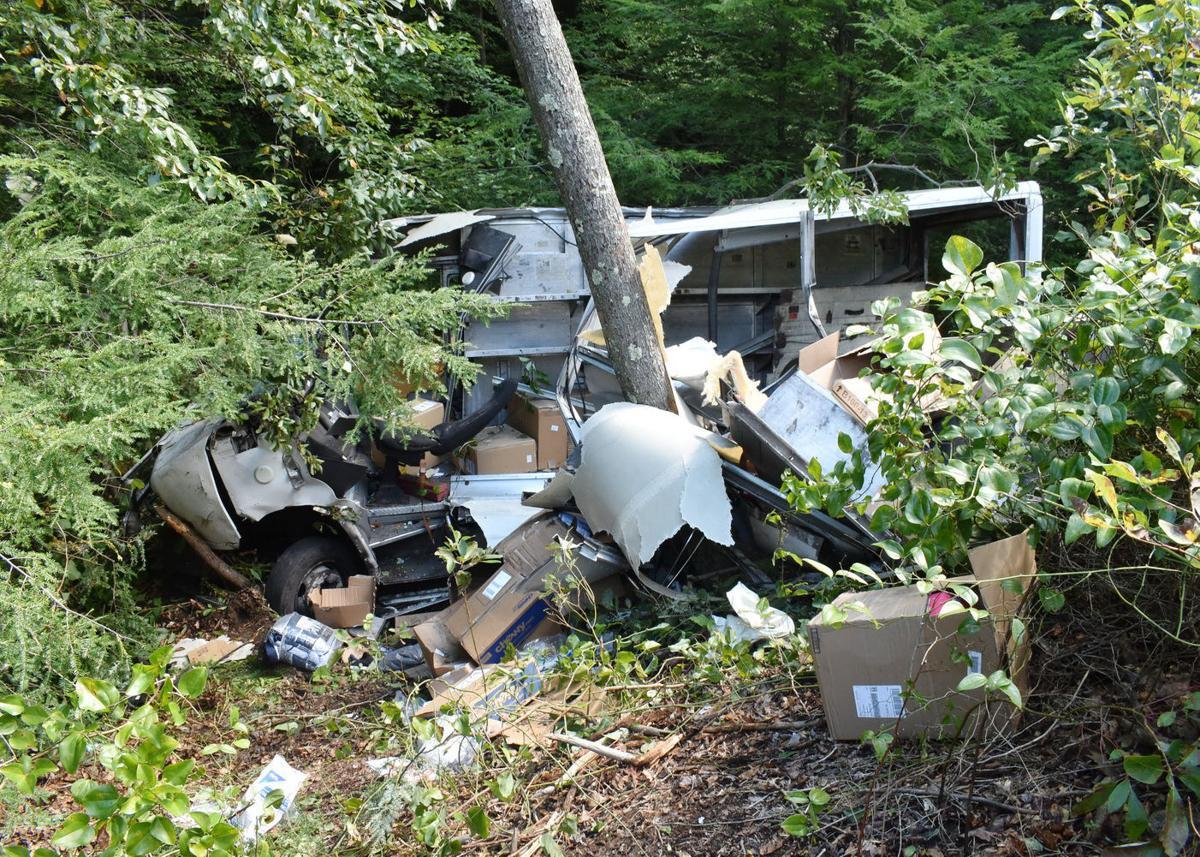 Ranshaw man in critical condition follow FedEx van crash