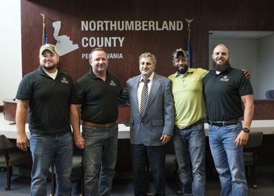 Northumberland County commissioners enter into land agreement with military training services corporation