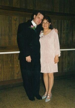 Mr. and Mrs. Edward Olbrish
