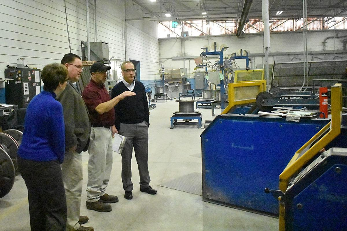 Arcos production manager explains plant operations