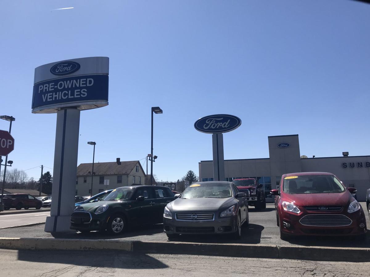 Sunbury Motors cites 103 years of area history | Business