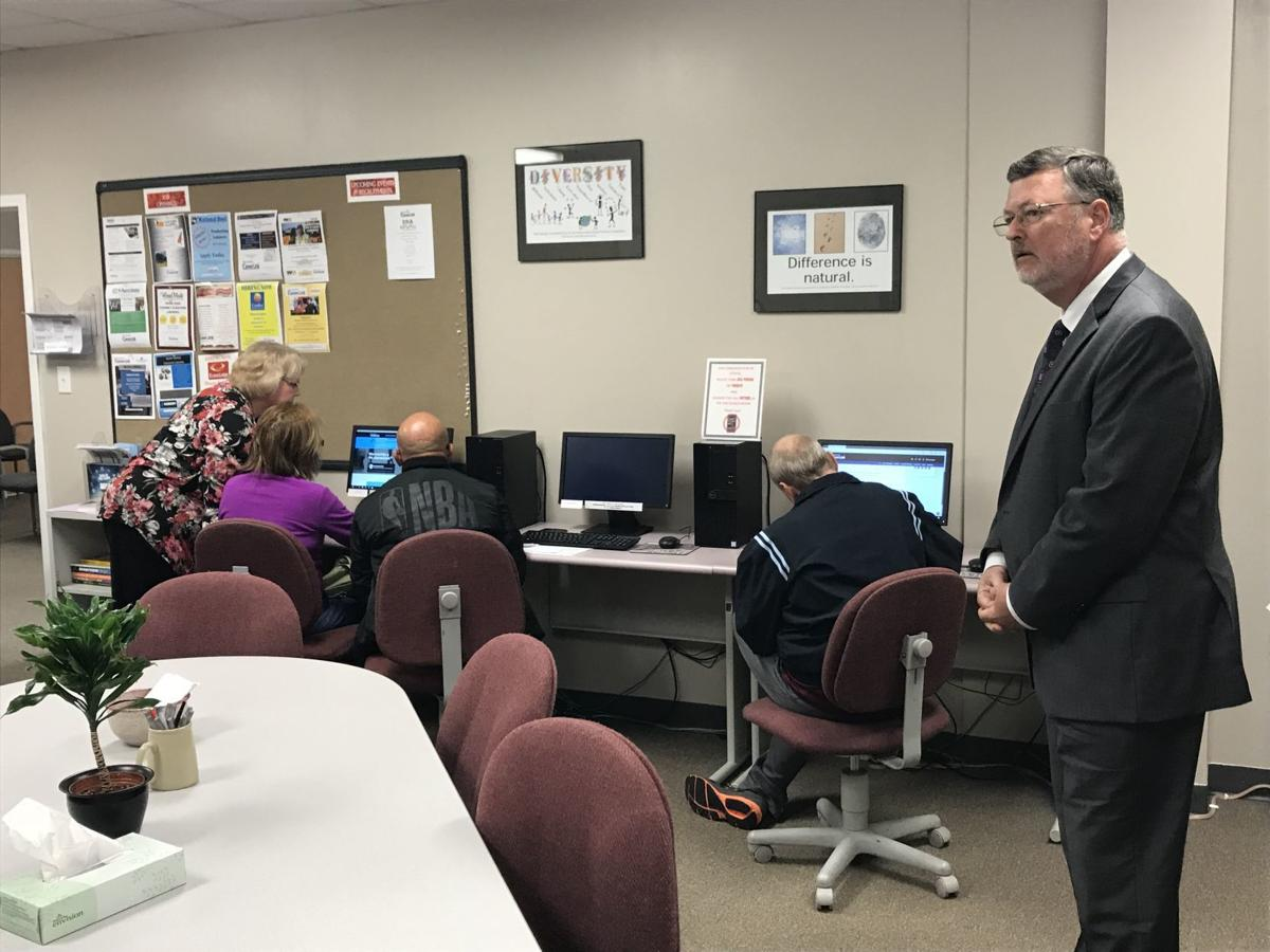 Wolf Administration visits CareerLink