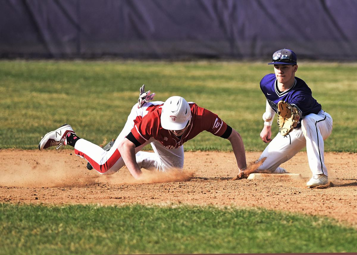 Mount Carmel tops Shamokin in baseball