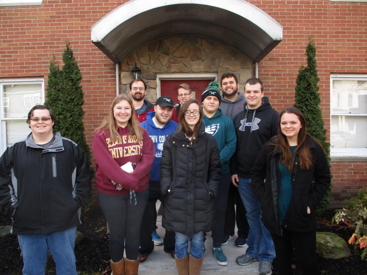 Students participate in Kaupas winter service program