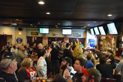 Brewser's SportsGrille Super Bowl party