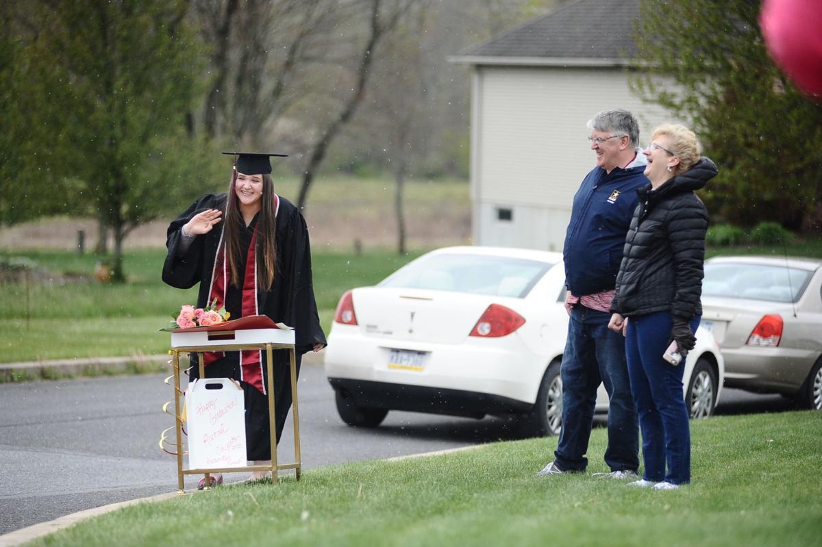 Rachel Boyer graduation