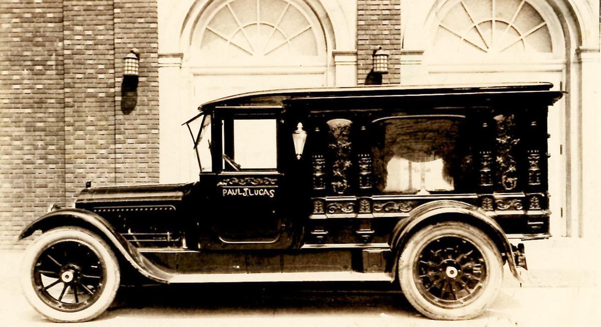 Lucas hearse