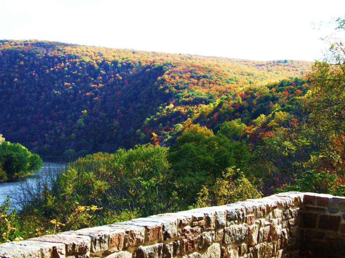 Resort Point Overlook view