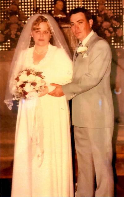 Tighe wedding anniversary