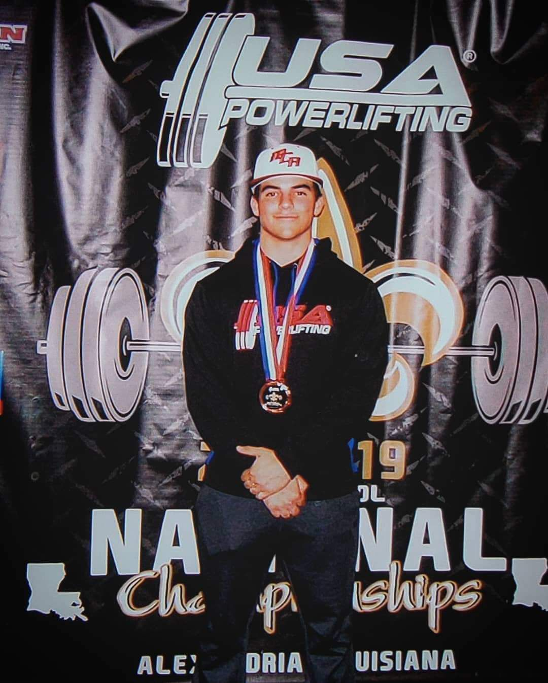 Witkoski claims third place at powerlifting championships