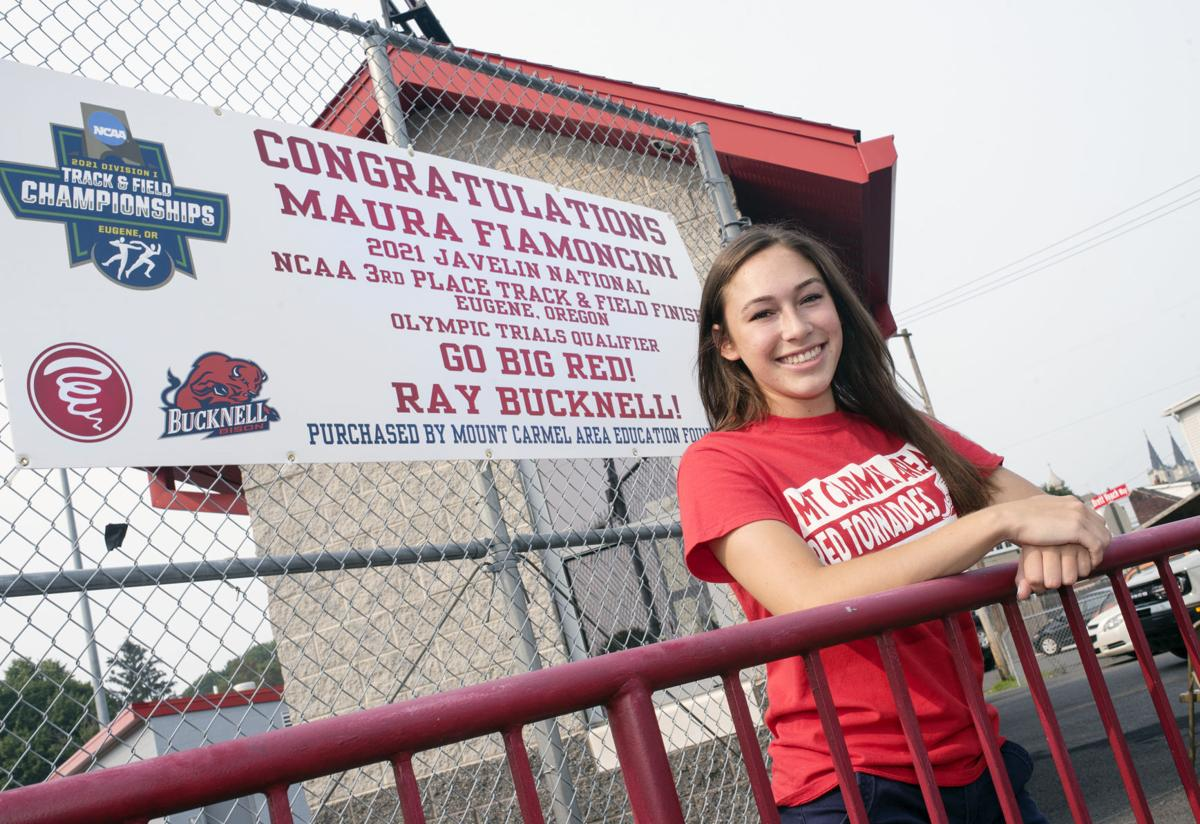 Olympic qualifier honored with banner
