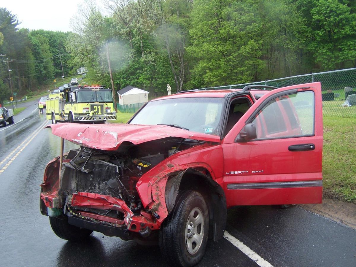 Dooleyville crash