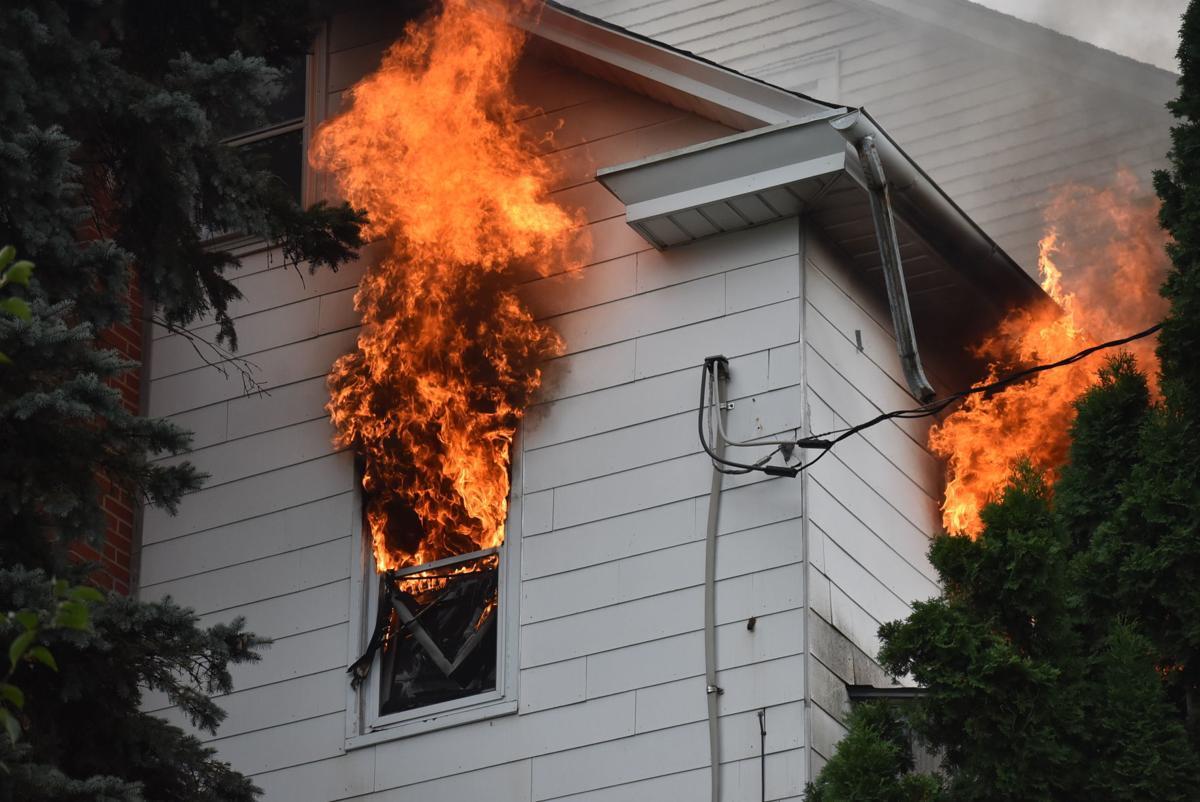 Seventh Street fire