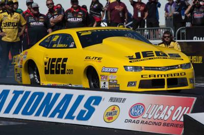 In The Pits: Jeg Couhlin Jr.