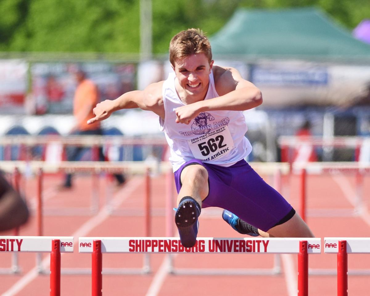 H S  Track and Field: Buggy reflects on trip to Shippensburg