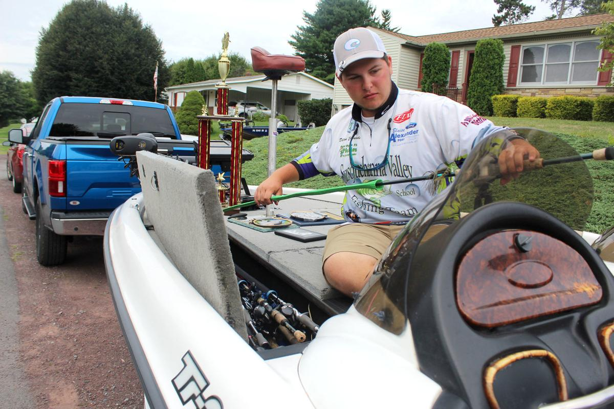 Milton fisherman prepping for national tournaments