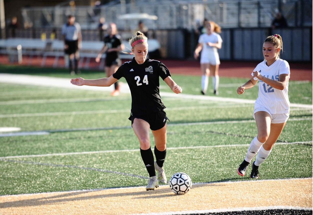 SCA girls soccer 1