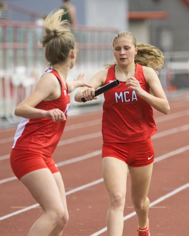 Mount Carmel track meet