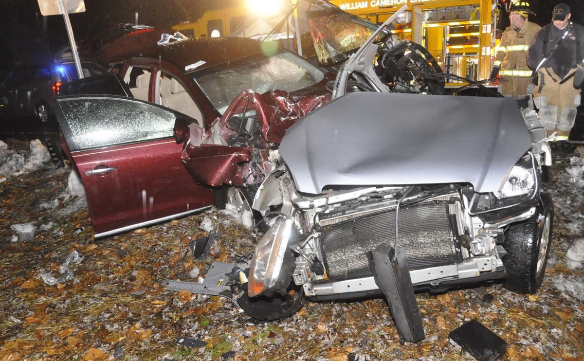 One dead, four injured in West Chillisquaque Township crash   Local