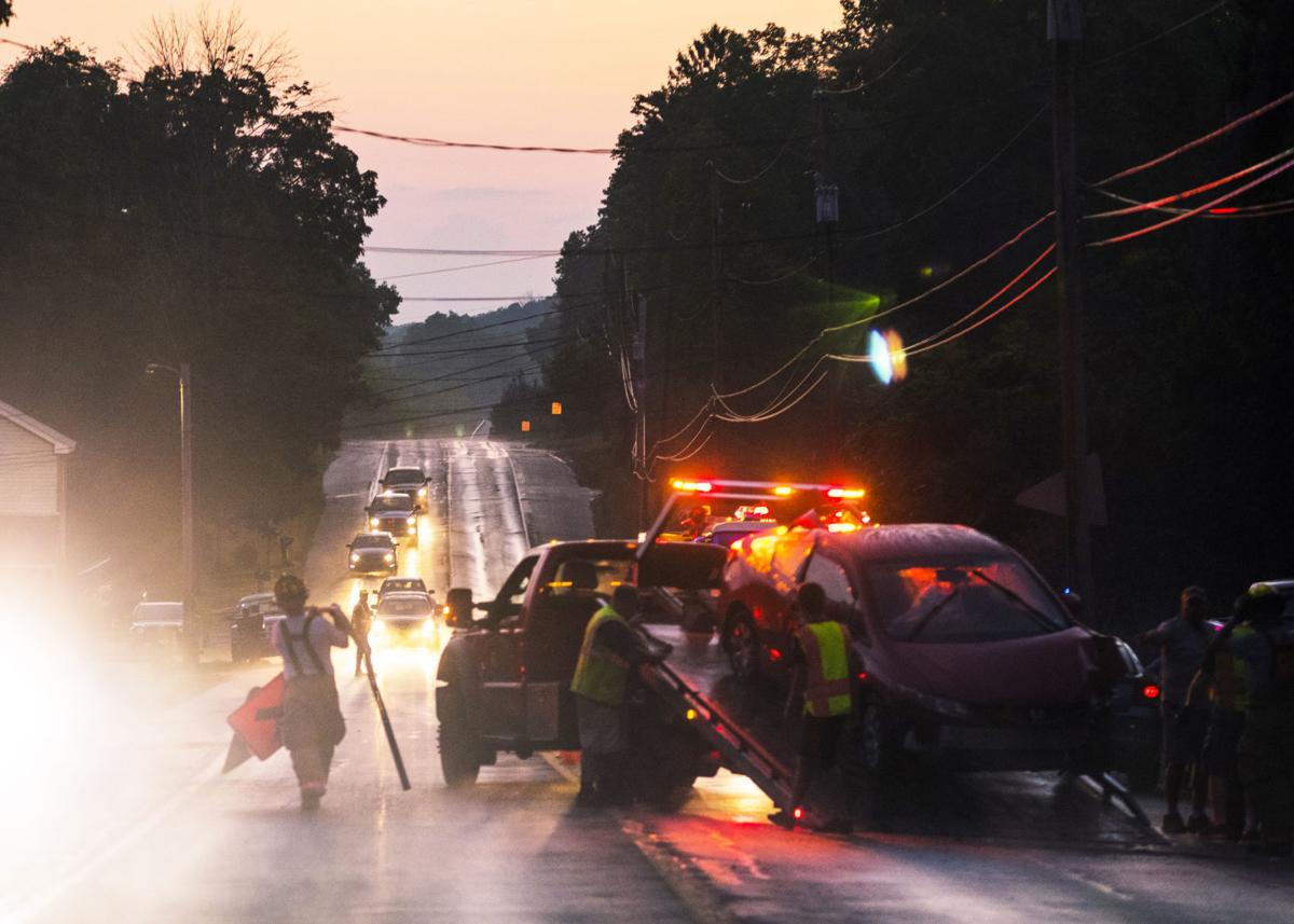 Residents along Route 61 say speeders are cause of accidents