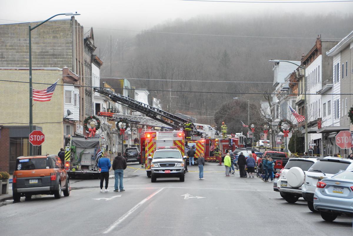 South Oak Street fire
