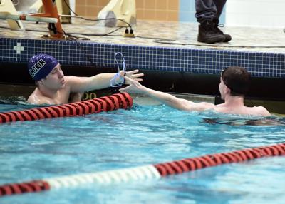 H.S. Roundup: Shamokin versus Mount Carmel swimming