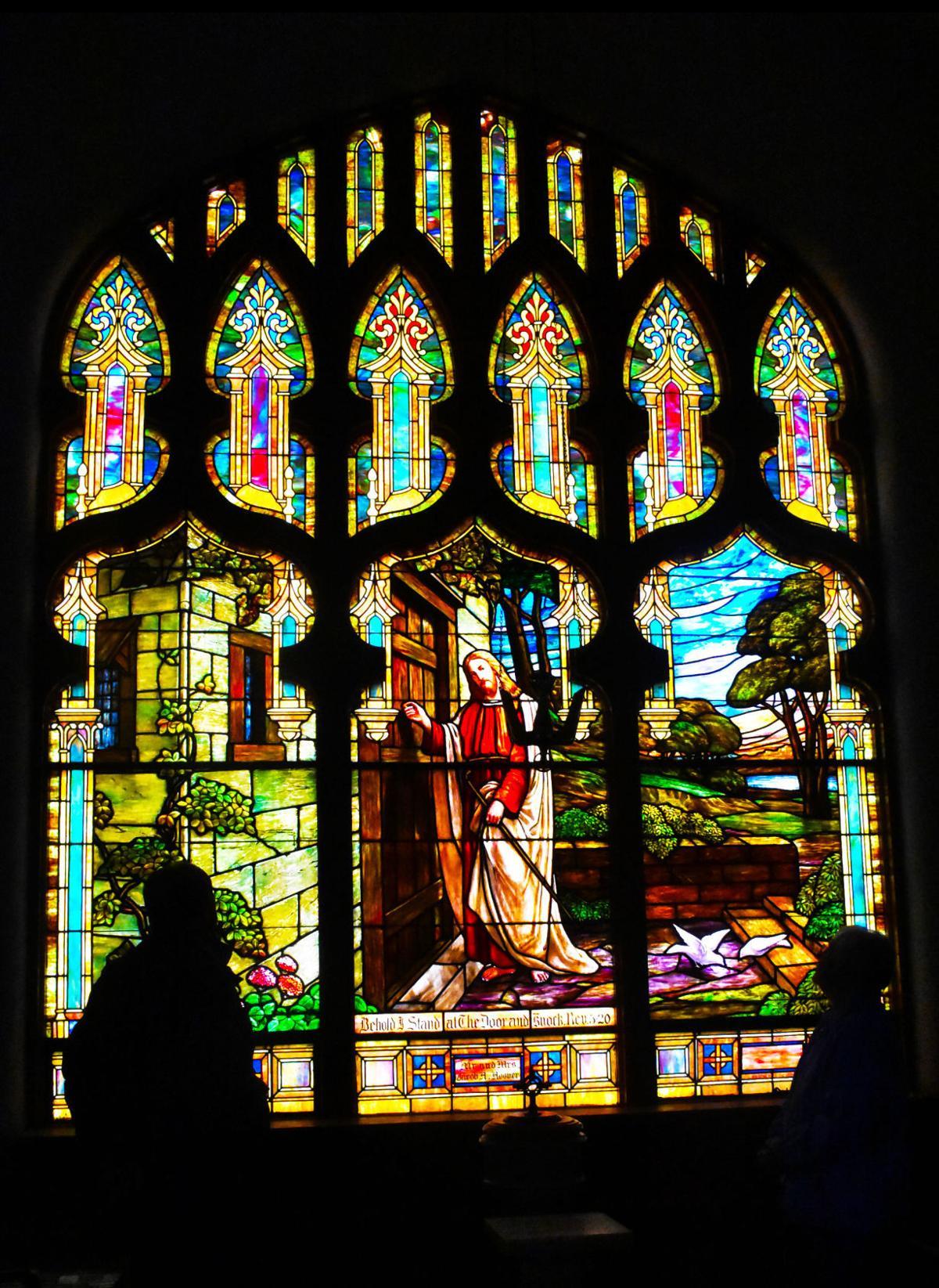Christ Knocking at Heart's Door