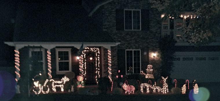 holiday lights - Pitman Christmas Lights