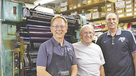 Cobb's Printing, a family affair for 55 years