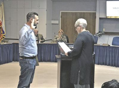 Calimesa gets new council member, police chief