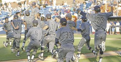Yucaipa High School baseball team wins the CIF Southern Section D2 title