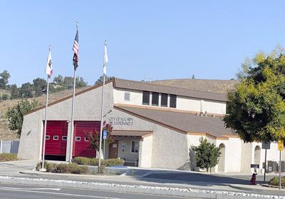 Vehicle exhaust removal system installed at Yucaipa Fire Station No. 2