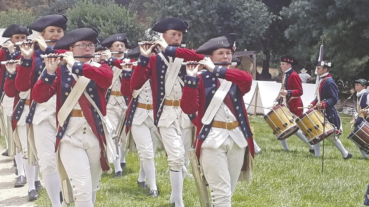 Colonial Faire highlights 18th century history