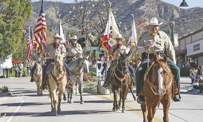 Yucaipa Christmas Parade 2019 Hundreds attend Yucaipa's Hometown Heroes; Salute to Freedom