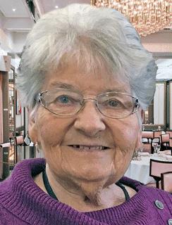 Arlene Fay Clotfelter