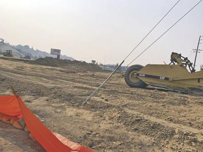Western Yucaipa Boulevard continues to develop