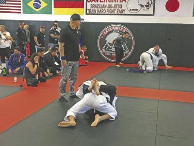 Caveirinha Jiu Jitsu Family Yucaipa has first competition of the year